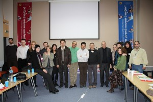 ACCESS IT Training participants